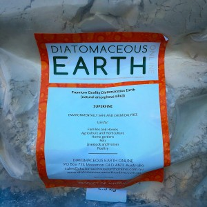 Diatomaceous Earth - fine food grade